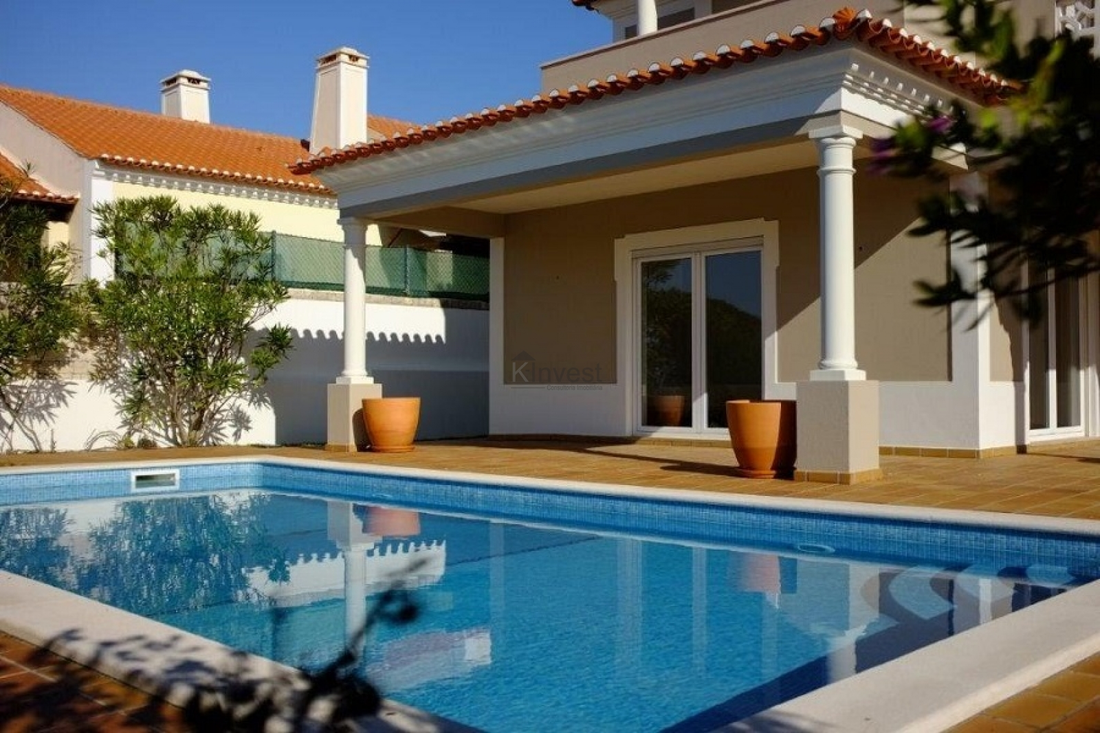 Moradia T3 Isolada c/Piscina | Golf - Resort Serra D'el Rey